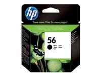 HP 56 Zwart-0