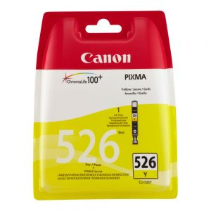 Canon CLI-526 Geel-0