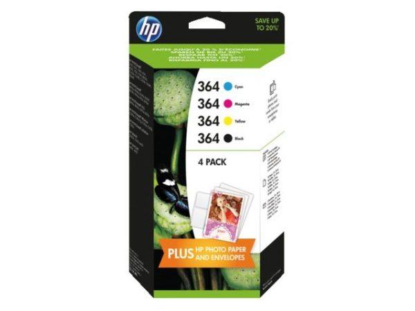 HP 364 4-Pack-0