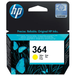HP 364 Yellow-0
