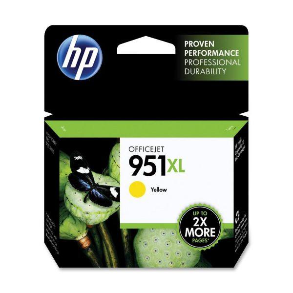 HP 951XL Yellow-0