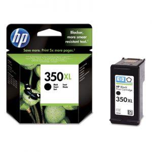 HP 350XL Zwart-0
