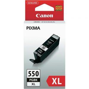 Canon PGBK-550XL Zwart-0