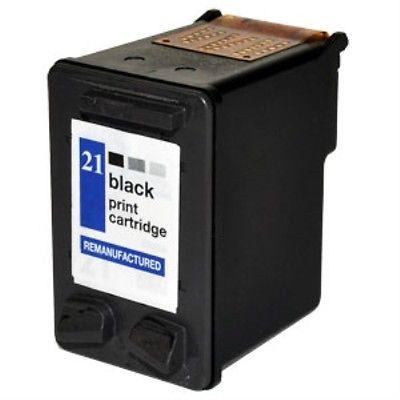 HP 21XL Compatible Zwart-0
