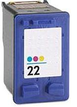 HP 22XL Compatible Kleur-0