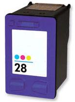 HP 28 Compatible Kleur-0