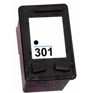 HP 301XL Compatible Zwart-0