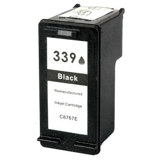 HP 339 Compatible Zwart-0