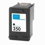 HP 350XL Compatible Zwart-0