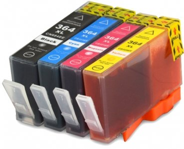 HP 364XL Compatible 4-Pack-0