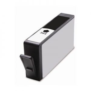 HP 364XL Compatible Zwart-0