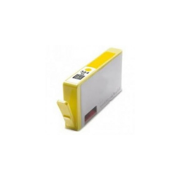 HP 364XL Compatible Yellow-0