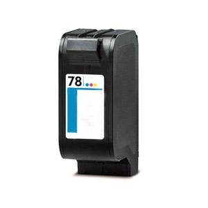 HP 78 Compatible Kleur-0