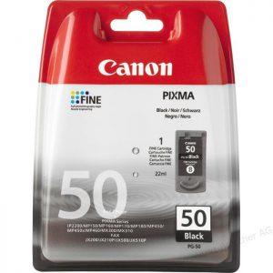 Canon PG-50 Zwart-0