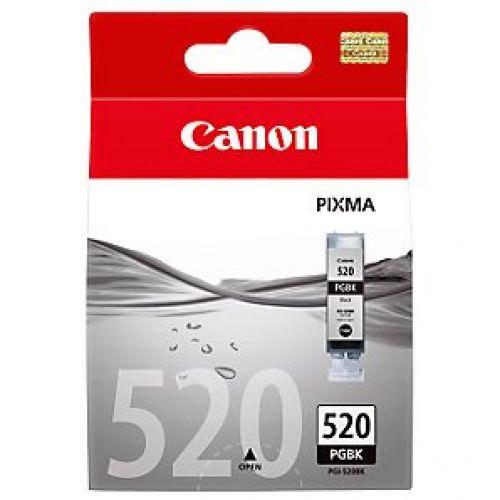 Canon PGI-520PGBK Zwart-0
