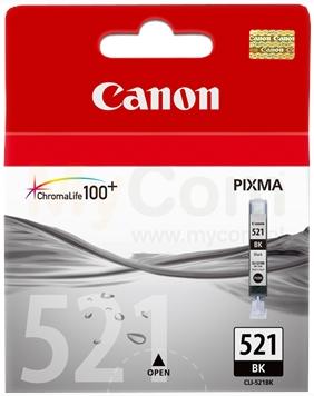 Canon CLI-521 Zwart-0