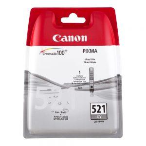 Canon CLI-521 Grijs-0