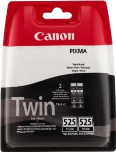 Canon PGI-525PGBK Duopack Zwart-0