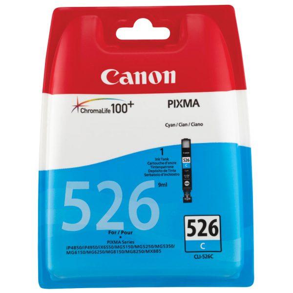 Canon CLI-526 Cyaan-0