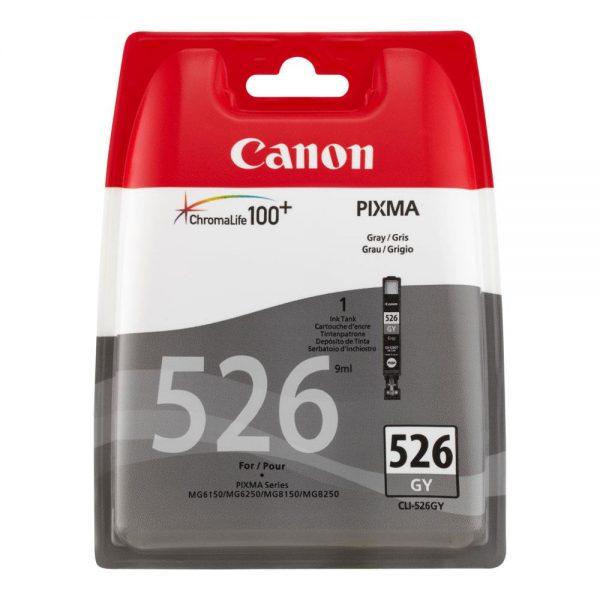 Canon CLI-526 Grijs-0