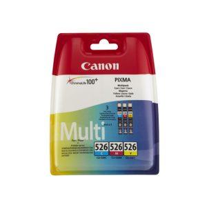 Canon CLI-526 3-Pack Kleur-0