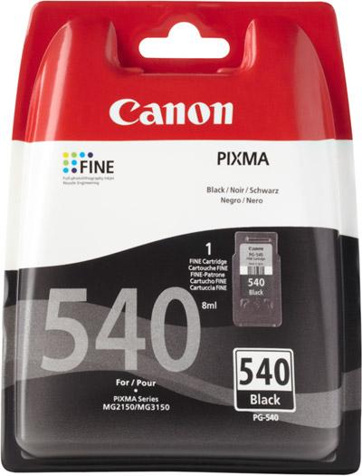 Canon PG-540 Zwart-0
