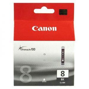 Canon CLI-8 Zwart-0