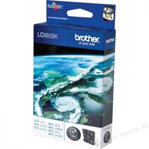 Brother LC985 Zwart-0