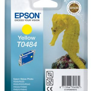 Epson Cartridge T0484 Yellow-0