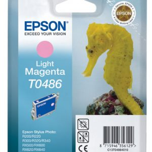 Epson Cartridge T0486 Light Magenta-0