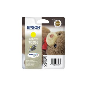 Epson Cartridge T0614 Yellow-0