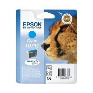 Epson Cartridge T0712 Cyaan-0