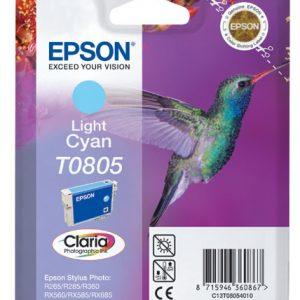 Epson Cartridge T0805 Light Cyaan-0