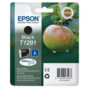 Epson Cartridge T1291 Zwart-0