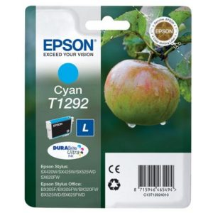 Epson Cartridge T1292 Cyaan-0