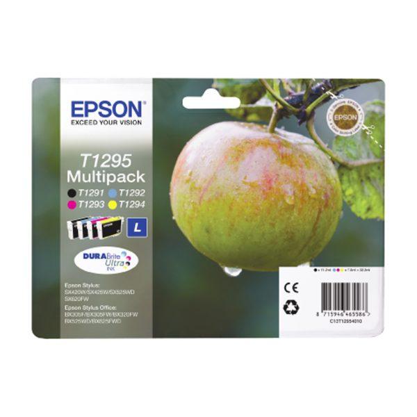 Epson Cartridge T1295 Multipack-0
