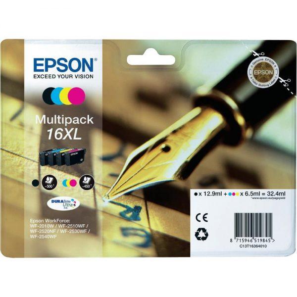 Epson Cartridge T1636XL Multipack-0