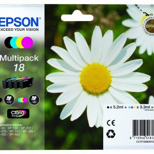 Epson Cartridge T1806 Multipack-0