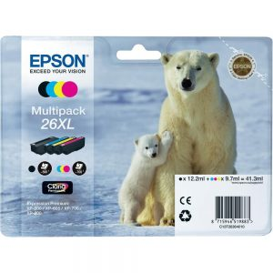 Epson Cartridge T2636XL Multipack-0