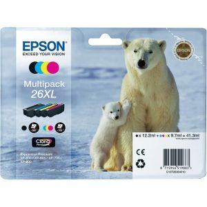 Epson Cartridge T2636XL Multipack-0