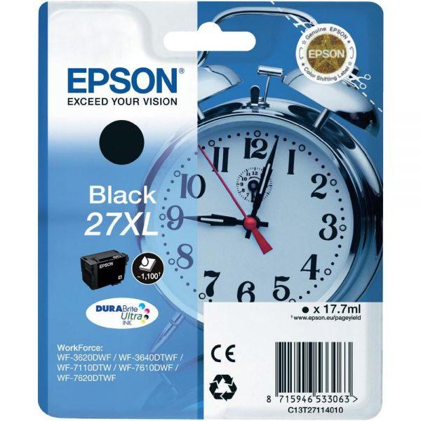 Epson Cartridge T2711XL Zwart-0
