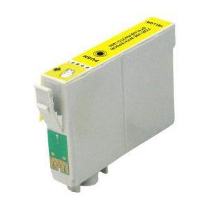 Epson Compatible Cartridge T0484 Yellow-0