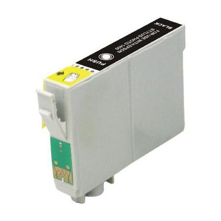 Epson Compatible Cartridge T0611 Zwart-0