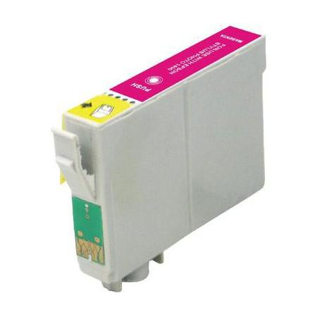Epson Compatible Cartridge T0613 Magenta-3408