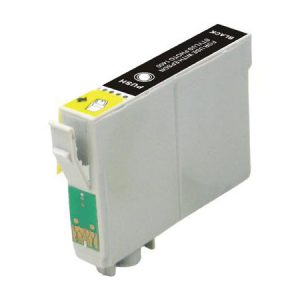 Epson Compatible Cartridge T1281 Zwart-0
