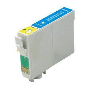 Epson Compatible Cartridge T1282 Cyaan-0