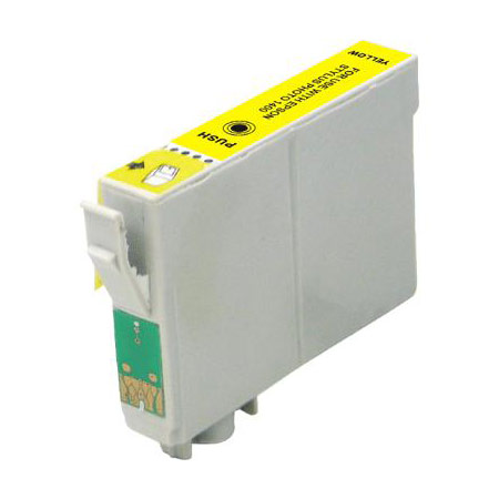 Epson Compatible Cartridge T1284 Yellow-0