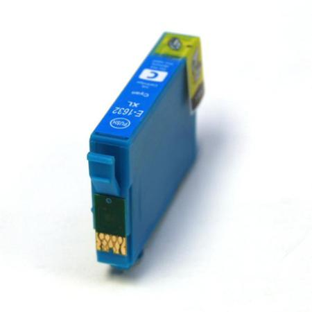 Epson Compatible Cartridge T1632 Cyaan-0