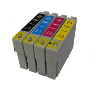 Epson Compatible Cartridge T1815XL Multipack-0