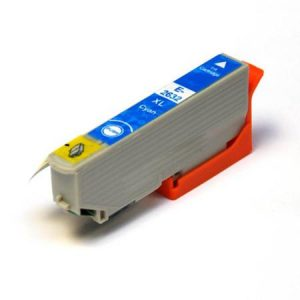Epson Compatible Cartridge T2632 Cyaan-0